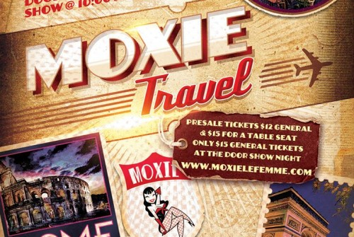 Moxie Travel takes you Around the World