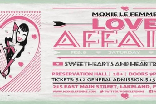 Join the Heartthrobs and Heartbreakers of Moxie!