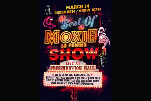 Moxie's Best of Show